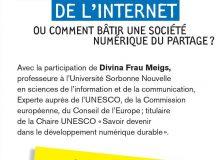 Conference MAIF sur la gouvernance Internet / le 04 octobre
