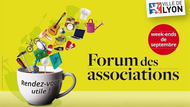 Forums des Associations de Vaulx-en-Velin et de Lyon 3e