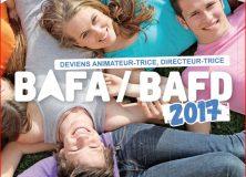 Passer le BAFA avec La Ligue de l'Enseignement / calendrier 2017
