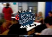 VIdeo : pourquoi se former quand on est benevole dans une Association ?